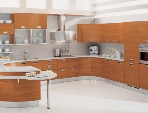 Дизайн угловой кухни. Выбор стиля.