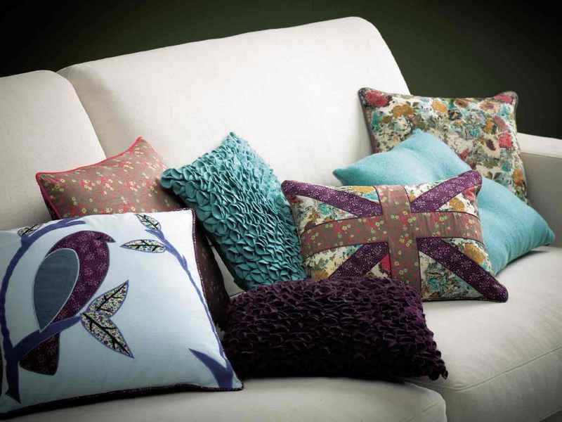 Декоративные подушки в Калининграде