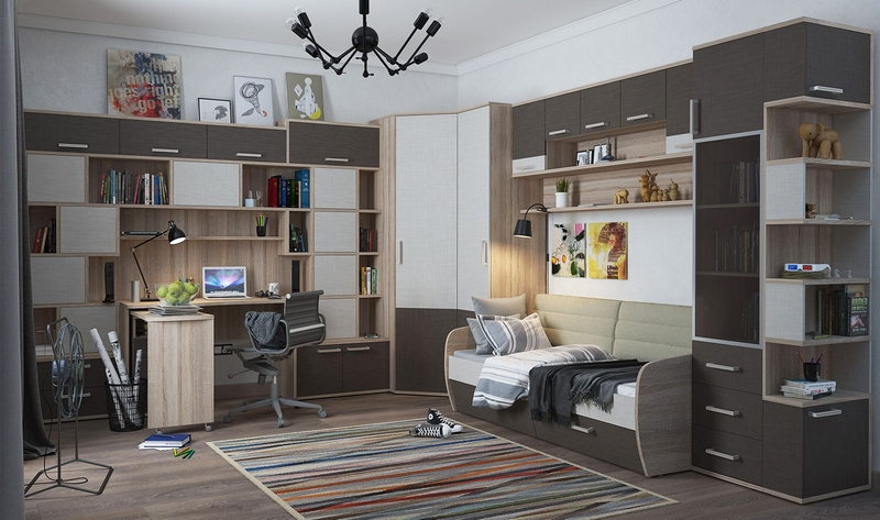 Подростковая мебель в Калининграде