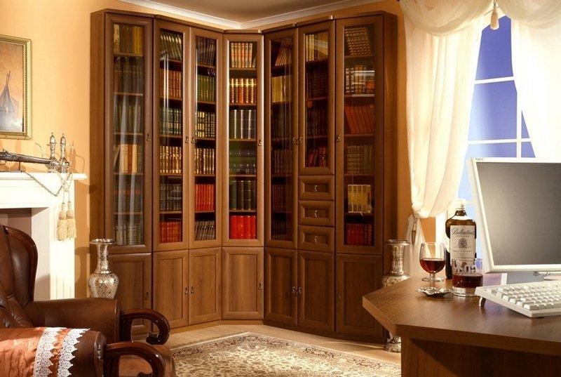 Книжный шкаф в Калининграде