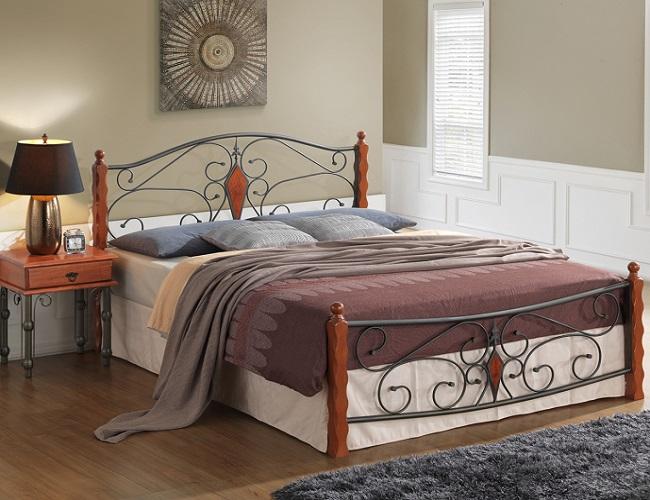 Кованная кровать в Калининграде