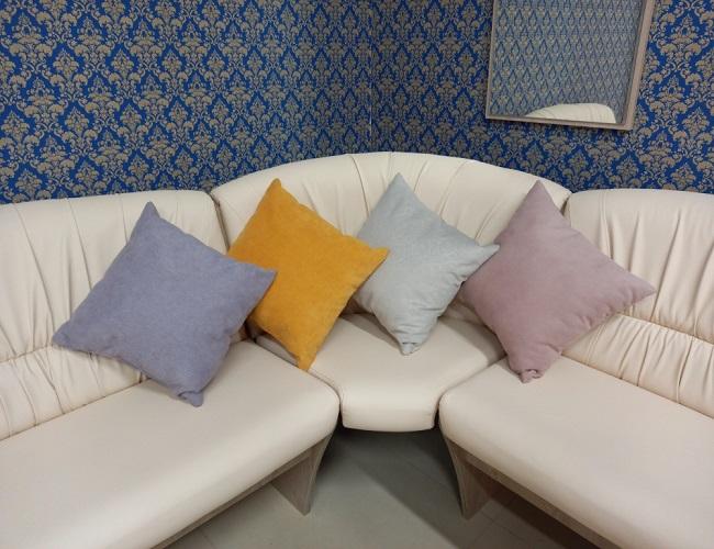 Декоративная подушка в Калининграде